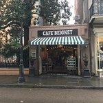 Foto van Cafe Beignet on Royal