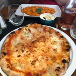 Pizza 4 fromagi & Penne