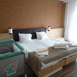 Luxury apartments bedroom