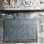 Φωτογραφία: Advocate's Close