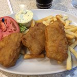 Foto de The Red Flame Diner