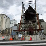 Christchurch Cathedral - 2018