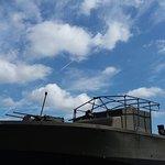 Military Police Patrol boat used in Vietnam.