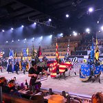 Foto van Medieval Times Dinner & Tournament