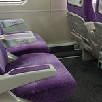 KTX (Korea Train Express)照片