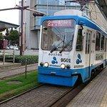 ภาพถ่ายของ Kagoshima City Tram
