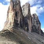Bild från Tre Cime di Lavaredo