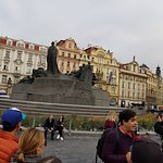 Prague tour Ian Excellent.