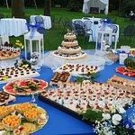 il nostro buffet di frutta e dolci