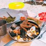 Φωτογραφία: Agora Beach - Greek Kouzina & Beach Bar