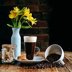 Indulge in a warming coffee