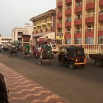 Another view of Puri Hotel