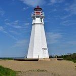 Cape Jourimain Lighthouse.