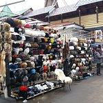 ภาพถ่ายของ Izmailovsky Market