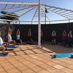 Yoga en Los Pocillos