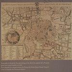 Plan d'Aix en 1680, Chapelle Granet