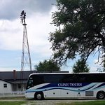 """We can provide knowledgeable, local guides for """"Step on"""" bus tours."""