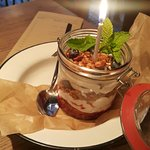 сливочный десерт
