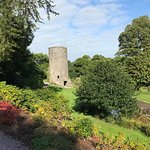 The grounds of Blarney Castle