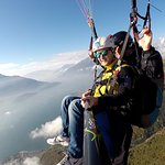 Photo of Como Lake Paragliding