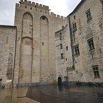 阿维尼翁教皇宫照片