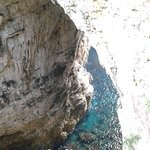 Grotta molto Bella , meravigliosa anche se vista a distanza