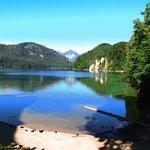 Alpsee Lake