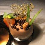 Hamo'a Banana: Grand Cru Manjara Chocolate and run infusion from Moorea