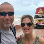 90 miles from Cuba!