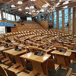 The Scottish Parliament의 사진
