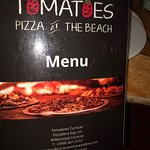 Photo of Tomatoes, Pizza at the Beach