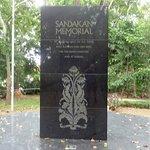 Granite Sandakan Memorial