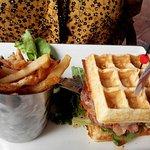 Le Flibustier (vrai frites)
