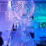 Foto de Below Zero Ice Bar