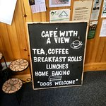 Foto de Achiltibuie Piping School Café