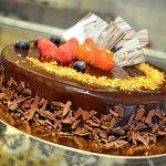 Čokoládový mousse
