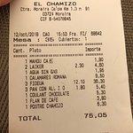 Photo of El Chamizo