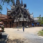 Photo of The Sanctuary Of Truth (Prasat Sut Ja-Tum)