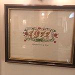 Foto de 1911 Restaurant