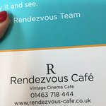 The Rendezvous Cafe Foto