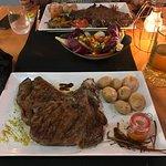 18 oz steak