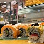 Umegaoka Sushi No Midori Sohonten Shibuya의 사진