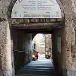 Ingresso nel Ghetto ebraico - Pitigliano