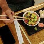 Zdjęcie sushi bar