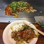 Фотография Okonomiyaki Nagata-ya