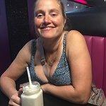 Maltesars and galaxy regular milkshake