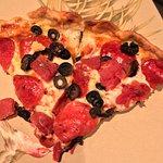 10-08-18 Baked pizza. (Take N' Bake)