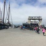 Bilde fra San Francisco Maritime National Historical Park Ships at Hyde Street Pier