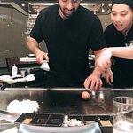 ภาพถ่ายของ Nami Teppanyaki Steakhouse - at the JW Marriott Hotel Bangkok