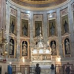 Side chapel of San Domenico